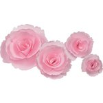 Little B - Paper Flower - Petal Kits - Light Pink Peony