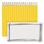 Little B - Decorative Paper Notes - Pencils
