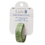 Little B - Decorative Paper Tape - Leaf - 15mm