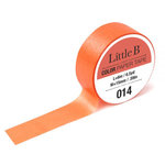 Little B - Color Paper Tape - Cadmium Orange Light - 15mm