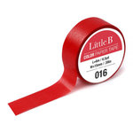 Little B - Color Paper Tape - Red - 15mm