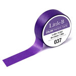 Little B - Color Paper Tape - Violet - 15mm