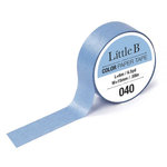 Little B - Color Paper Tape - Carolina Blue Light - 15mm