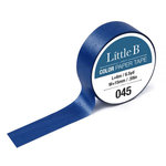 Little B - Color Paper Tape - Cobalt Blue - 15mm