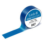Little B - Color Paper Tape - Blue Nile - 15mm
