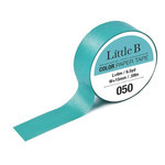Little B - Color Paper Tape - Aqua - 15mm