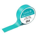 Little B - Color Paper Tape - Light Aqua - 15mm