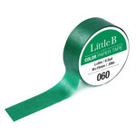 Little B - Color Paper Tape - Hunter Green - 15mm