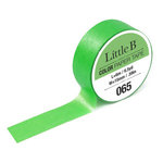 Little B - Color Paper Tape - Neon Green - 15mm