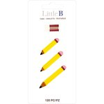 Little B - Decorative Paper Tabs - School