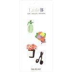 Little B - Decorative Paper Tabs - Flower Shop
