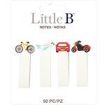 Little B - Decorative Paper Tabs - Transportation