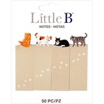 Little B - Decorative Paper Tabs - Cats