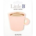 Little B - Decorative Paper Notes - Coffee Cup