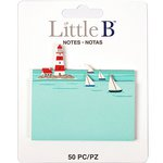 Little B - Decorative Paper Notes - Lighthouse