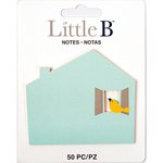 Little B - Decorative Paper Notes - Bird House