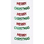 Little B - Christmas - 3 Dimensional Stickers - Mini - Merry Christmas