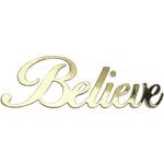 Little B - Christmas - 3 Dimensional Stickers - Mini - Believe