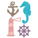 Little B - Cutting Dies - Nautical