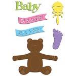 Little B - Cutting Dies - Welcome Baby
