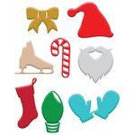Little B - Christmas - Cutting Dies - Christmas Icons