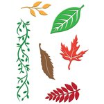 Little B - Cutting Dies - Nature Leaves