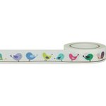 Little B - Decorative Paper Tape - Little Birds - 15mm