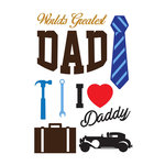 Little B - Cutting Dies - Dad