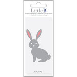 Little B - Cutting Dies - Mini Bunny