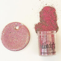 Lindy's Stamp Gang - Embossing Powder - Of Quartz It Is