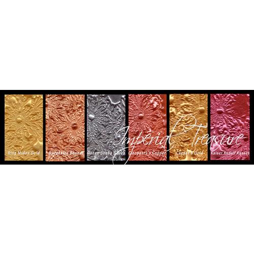 Lindy's Stamp Gang - Embossing Powder - Set - Imperial Treasure