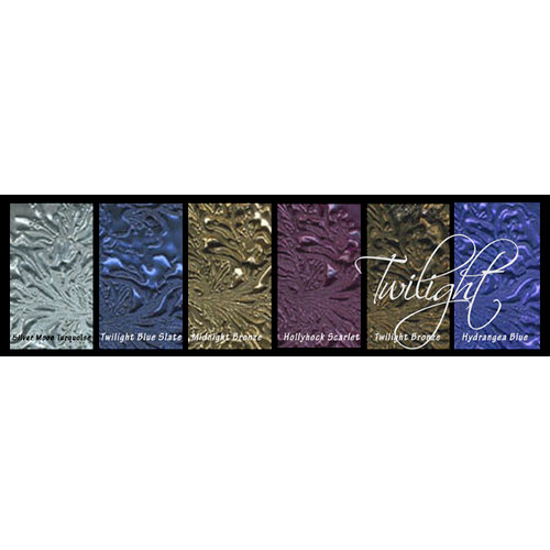 Lindy's Stamp Gang - Embossing Powder - Set - Twilight Sky