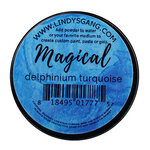 Lindy's Stamp Gang - Magical - Powdered Paint - Delphinium Turquoise