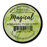 Lindy's Stamp Gang - Magical - Powdered Paint - Edelweiss Moss Green