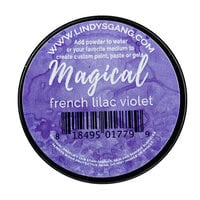 Lindy's Stamp Gang - Magical - Powdered Paint - French Lilac Violet