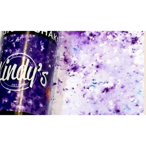 Lindy's Stamp Gang - Magical Shakers - Polka Purple