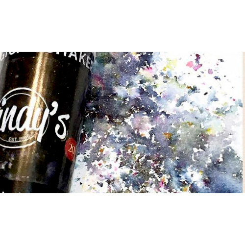 Lindy's Stamp Gang - Magical Shakers - Black Forest Black