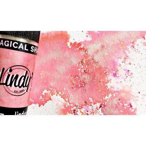 Lindy's Stamp Gang - Magical Shakers - Alpine Ice Rose