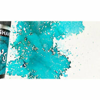 Lindy's Stamp Gang - Magical Shakers - Time Travel Teal