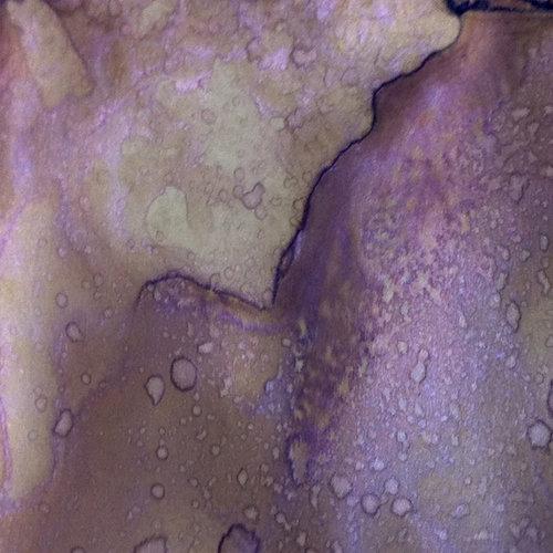 Lindy's Stamp Gang - Moon Shadow Pot - Powdered Ink - 2 Ounce Jar - Pegleg Pete Purple
