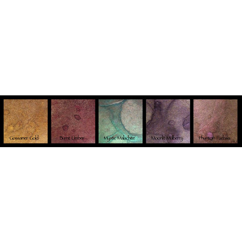 Lindy's Stamp Gang - Moon Shadow Mist - Set - Green Label