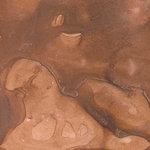 Lindy's Stamp Gang - Starburst Color Shot - 2 Ounce Jar - Cocoa Bean Copper