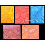 Lindy's Stamp Gang - Starburst Color Shot - Set - Jamaican Jungle