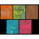 Lindy's Stamp Gang - Starburst Spray - Set - Autumn Leaves