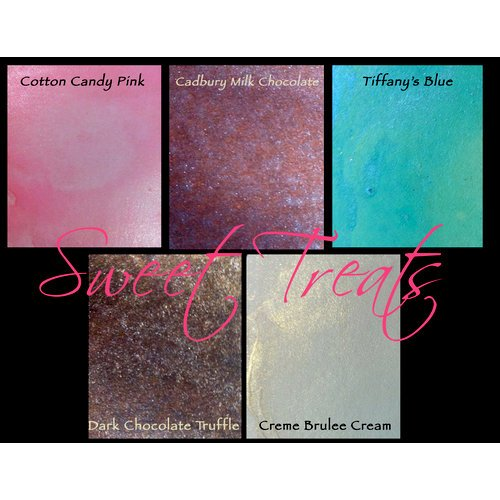 Lindy's Stamp Gang - Starburst Spray - Set - Sweet Treats
