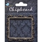 Little Birdie Crafts - Chipboard Pieces - Deco Frame