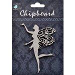 Little Birdie Crafts - Chipboard Pieces - Fairy