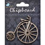 Little Birdie Crafts - Chipboard Pieces - Vintage Bicycle
