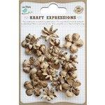 Little Birdie Crafts - Kraft Expressions Collection - Vienna Petals