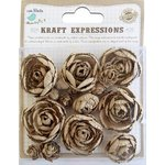 Little Birdie Crafts - Kraft Expressions Collection - English Roses
